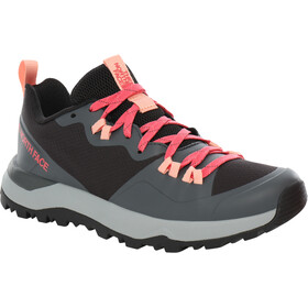 The North Face Activist Lite Zapatillas Mujer, tnf black/calypso coral